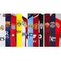 Camisetas Equipos Europeos 2014 - 2015 Real Barce Chelsea