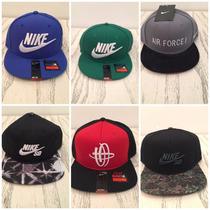 Gorras Snap Back Jordan Nike True Air Sb Lebron Kd Orig
