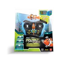 Subasta A Base De $1 Robo Fish R/c Control Remoto Zuru !!