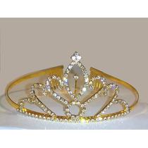 25 Tiara Coroa Princesa Strass 15 Anos Debutante Fantasia