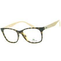 Lacoste L2767 214 Armação Óculos De Grau Retrô Feminina