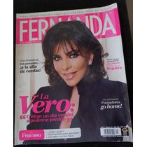 Vero Castro Ana Reguera Frida Kahlo Revista Fernanda 2008