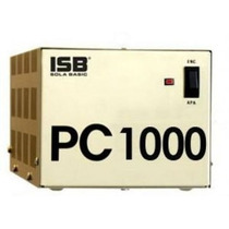 Regulador Sola Basic Isb Modelo Pc-1000, 1000va/1000wh /4con