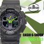 Reloj Casio G-shock Ga-100c-1a3 - Nuevo Y Original En Caja