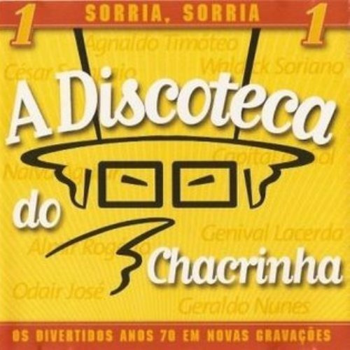 cds discoteca do chacrinha