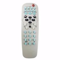 Controle Remoto Tv Tubo Universal Todos Modelos Philips