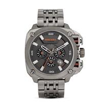 Relógio Masculino Diesel Dz7344/1cn 56mm Cinza