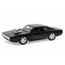 Dodge Charger Rt 1970 Velozes&furiosos Jada Toys 1:32 97042