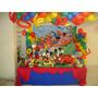 Painel Em Tecido Lona Para Festa Infantil