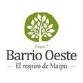 Proyecto Barrio Oeste De Maipú