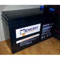 Bateria Generica Cp1270 12v 7ah 7a Alarmas Gtia Es12v7ah