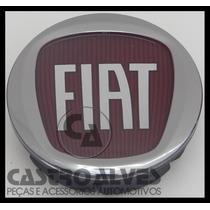 Calotinha Calota Central Miolo Roda Fiat Uno Vivace - 1 Pç