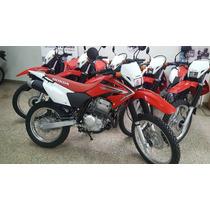 Jm-motors Honda Xr 250 Tornado Rojo Tricolor Tomo Permutas