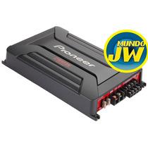 Potencia Pioneer Gma 6604 2 3 Y 4 Canales 760w Max Jw