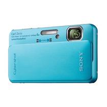 Camera Sony Cybershot Tx10 Dsc-tx10 Prova De Agua