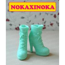 Bota De Luxo Para Boneca Barbie * Sapato Fashion * Sapatinho