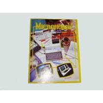 Revista Microhobby Apres Batizada Com X Micromega - Usada