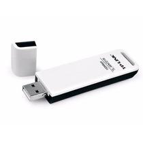 Adaptador Wireless Receptor Tp-link Tl-wn721n Usb 150mbps