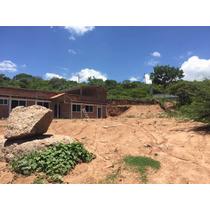 Casa Con Amplio Terreno En Morelos, Acepta Permutas