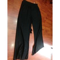 Pantalon Palazos Mujer