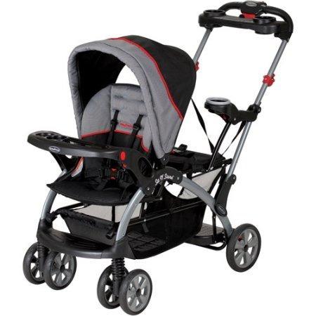 Carriola Baby Trend Doble Pegable C Portavasos Millennium