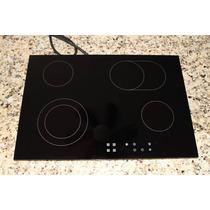 Parrilla / Estufa Ceramica Electrica 5 Quemadores Touch Hm4