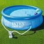 Pileta Intex Autoportante 305cm X 76 Cm Sin Filtro