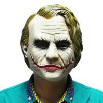 Máscara Coringa Joker - Batman Cavaleiros Das Trevas