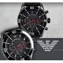 Relógio Emporio Armani Ar5948 Com A Caixa Da Marca Promoção