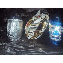 Llaveros De Mascaras De Luchadores Santo Mil Mascaras Etc