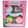 Livro De Receitas Cupcakes + 120 Forminhas Cozinha Presente