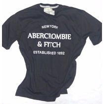 Remeras Abercrombie And Fitch Estampadas