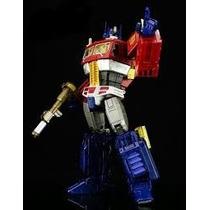 Oferta Transformer Optimus Prime Platinum Edition 30 Años
