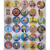 Tazos Los Simpsons Coleccionables