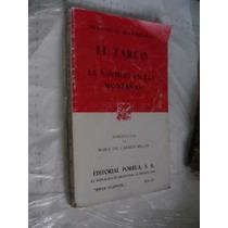 Libro El Zarco Y Navidad En Las Montañas , 125 Paginas , Añ
