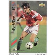 1993 Upper Deck Paulo Futre Mundial U S A