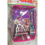 Tortera Monster High Pocoyo Princesa Sofia Paq. 8 Cotillon