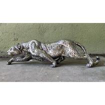 Figura En Acrílico Del Jaguar