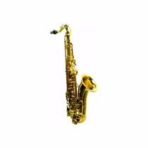 Saxofón Tenor Marca Villa - Nuevo -