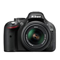 Camara Digital Nikon Reflex D5200 Kit 18-55 Vr 24mpx Full Hd