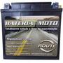 Bateria Route Ytx14a-bs P/moto Cb400/450
