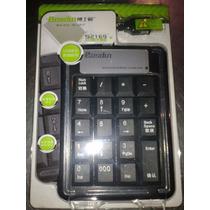 Teclado Numerico Conexion Usb Laptop Pc Computadora Nuevos