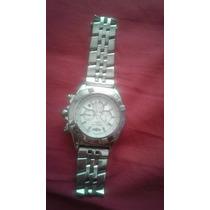 Relógio De Pulso Breitling1884 Chronomentre Certifie