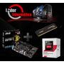 Kit Asus Am1m-e + Amd Athlon 5150 Quad Core + 4gb Hiperx
