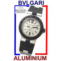 Bvlgari Aluminium Feminino Autêntico 100% Revisado!