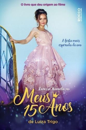 b2169fa3c5b02 Livro Larissa Manoela Meus 15 Anos - R  24,90 em Mercado Livre
