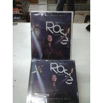 Rose Nascimento Cd+dvd Novo Ao Vivo