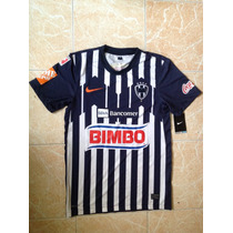 Monterrey 2011 Nike Original Local Talla S,m,l Y Xl