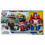 Transformer Rescue Bots Energize Nuevo12 Meses Sin Intereses