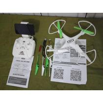 Drone Headless Retorno Automatico Câmera Wifi Com 2,baterias